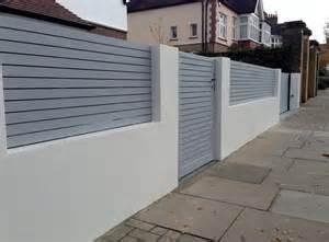 fence london garden blog