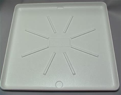 Washer Floor Tray by Front Load Washers Cracking Tile Floor