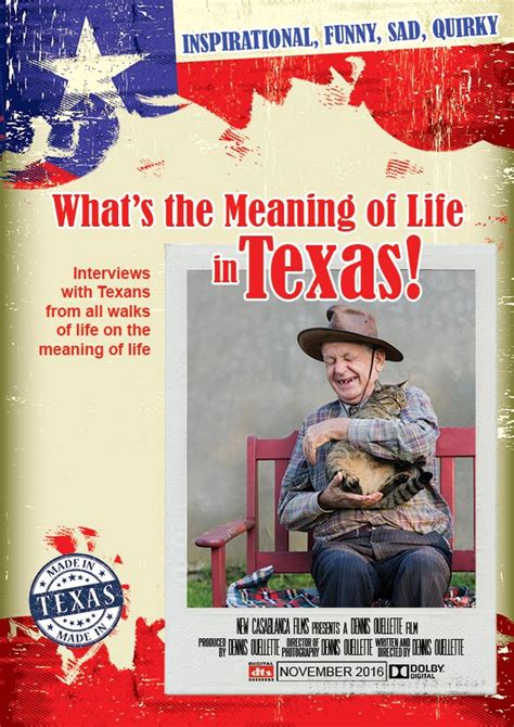 biography documentary meaning what s the meaning of life in texas