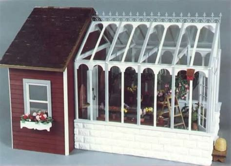 doll house shed 1000 images about mini greenhouse shed on pinterest dollhouse miniatures sunroom