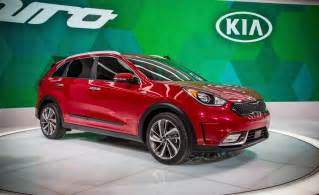 Cars Kia Kia Foresees High Demand For Niro Hybrid Crossover News
