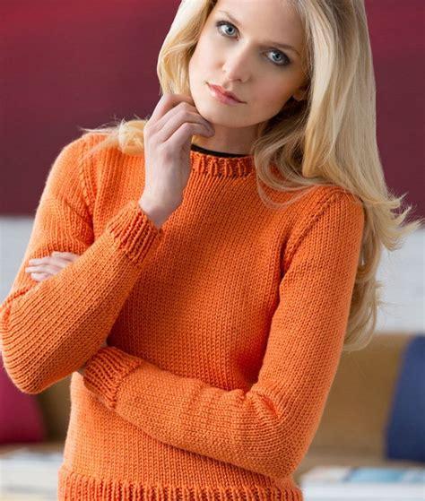knitting pattern sweater straight needles solid staple sweater allfreeknitting com