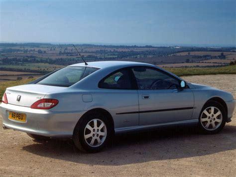 peugeot 406 coupe peugeot 406 coupe specs 1997 1998 1999 2000 2001