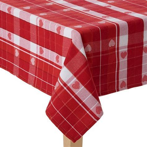 valentines day tablecloths s day jacquard tablecloth kitchen