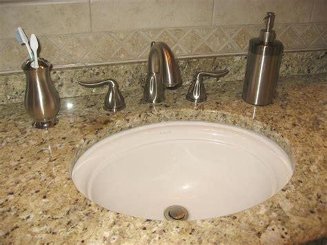 bathroom sink materials undermount bathroom sinks undermount sink with two