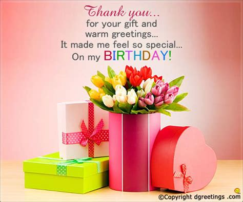 Thank You For My Present Card Template by Thank You For My Birthday Present Cards Notes Thank