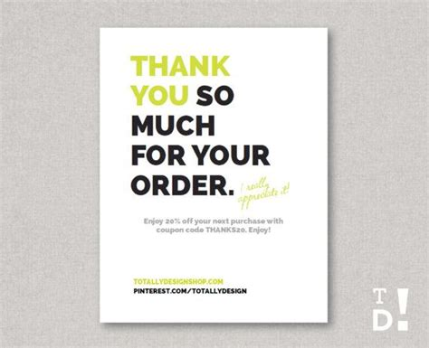 customer thank you card template 41 best business thank you cards images on