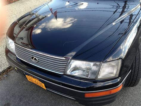 Coach Ls Exterior by 1997 Lexus Ls 400 Pictures Cargurus