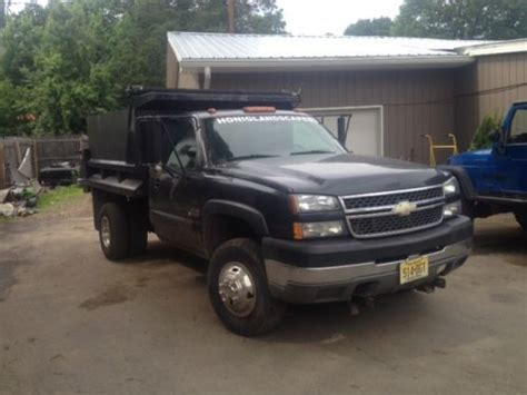 how it works cars 2005 chevrolet silverado 3500 parking system sell used 2005 chevy k3500 duramax lly 4x4 mason dump fisher plow allison trans in mahwah new