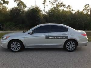 2011 honda accord ex l communication