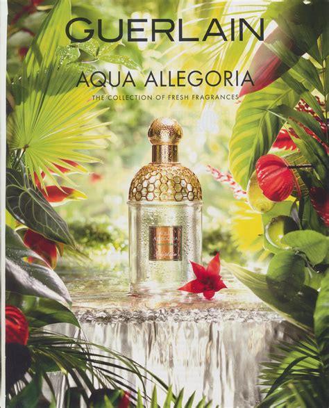 Publicité magazine Aqua allégoria (21,3 cm x 27,5 cm) ? Duty free   Parfum de Tokyo   Cartes