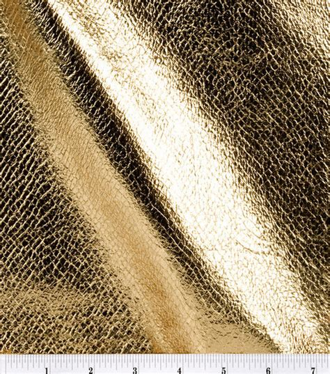 pleather fabric upholstery foil pleather jo ann