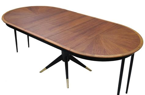 extension dining table for small to large space in the