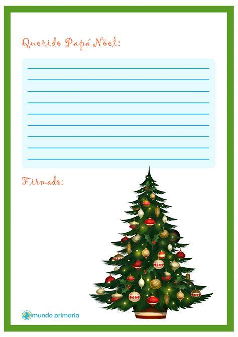 preguntas y respuestas navideñas carta con dibujos para mandar a papa noel