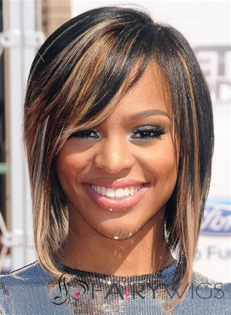 20 new highlights for black hair popular haircuts