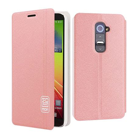 mofi leather for lg g2 mofi youth series folio stand for lg g2 pink