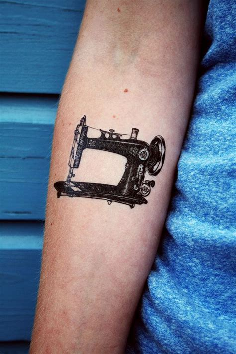 sewing machine tattoo 17 best ideas about sewing tattoos on sewing