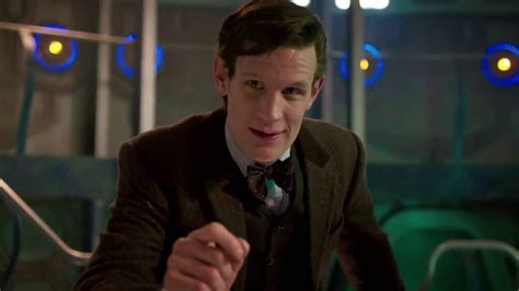 bbc doctor who the eleventh doctor character guide doctor who 11th doctor regeneration no music youtube