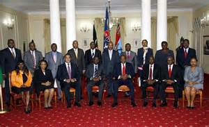 Cabinet Secretaries In Kenya Government Culture Politics Tech Trends Digital Government