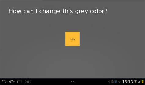 dialog layout xml android android how to change the background color around a