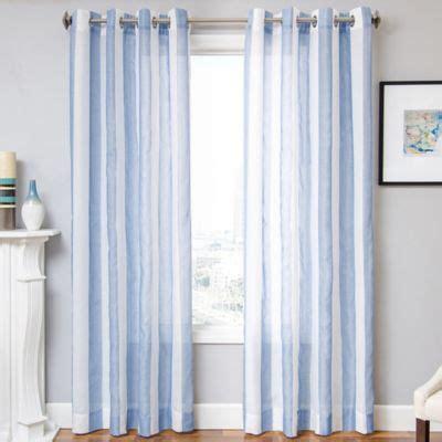 marina blue curtains marina window curtain panel bed bath beyond