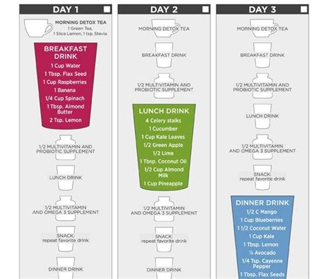 Fast Detox by The Three Day Diet By Dr Oz Images Frompo