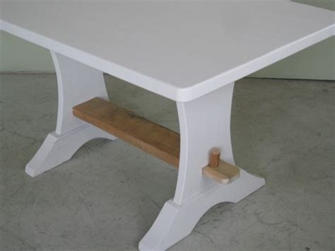 small trestle table trestle farm tables