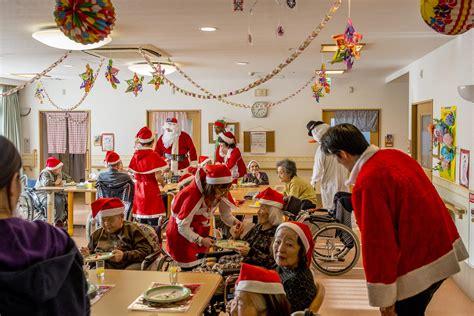 christmas nursing home photos