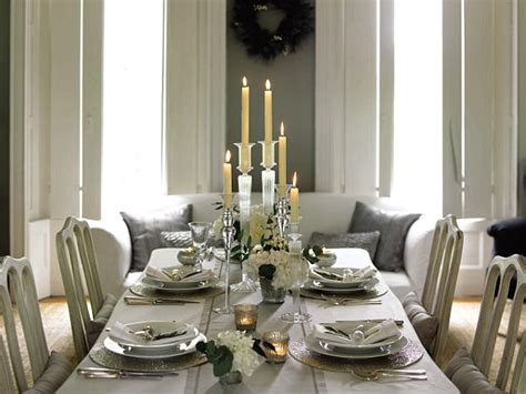 festive decoration company holly day home stick to a simple colour scheme for