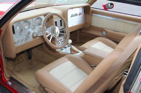 Re Upholstery Car Seats 1979 Chevrolet Malibu Ss Gets A 505 Horsepower Ls7 Transplant