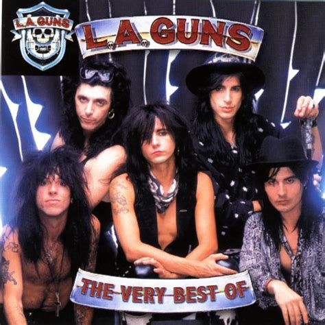 album la guns the best of l a guns re recorded