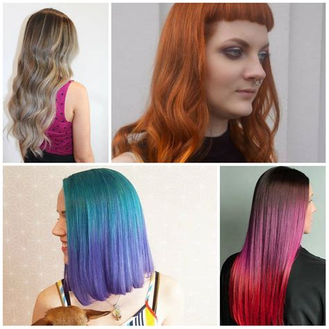 hair color for over 50 with cool toned skin hairstyles for two toned hair hairstyle of nowdays