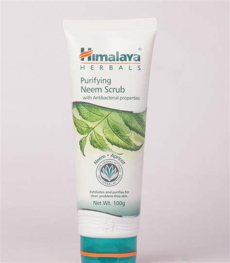 Himalaya Purifying Neem Wash himalaya herbals purifying neem scrub mychhotashop