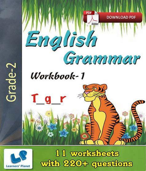 Grammar Workbook P2 grade 2 olympiad grammar workbook 1 e books downloadable pdf by learners planet buy