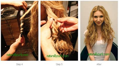 4 ways to make naturally straight hair curly wikihow how to make straight hair wavy trends hairstyles