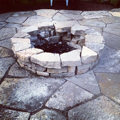 diy limestone pit 1000 images about limestone patio on limestone patio pits and flagstone patio