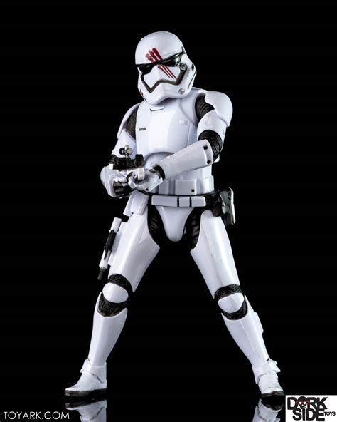 Finn Stormtrooper Wars Hasbro Black Series finn fn 2187 wars the awakens black series gallery the toyark news