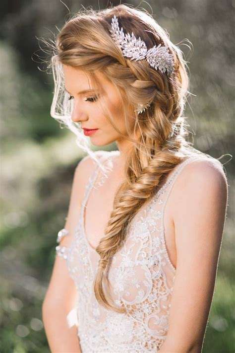 wedding hairstyles with side braid 7 most impressive hairstyles that you can try on your