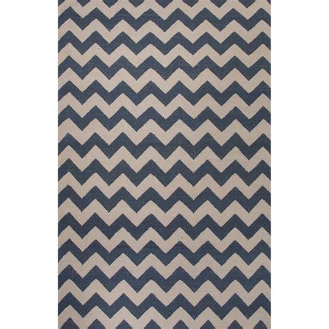 geometric pattern l geometric pattern rug dark blue ivory 5 l x 8 w