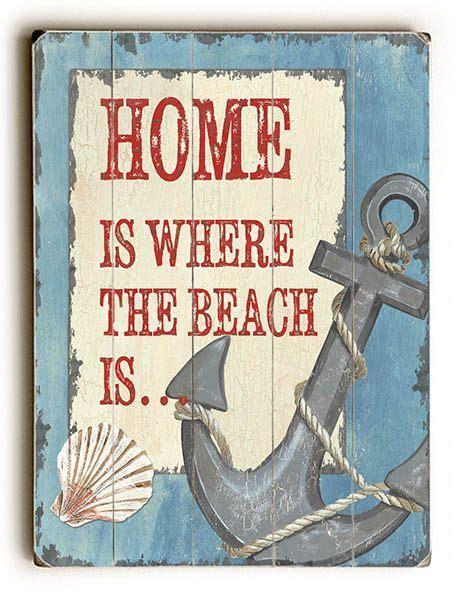 beach signs home decor 1000 ideas about vintage beach signs on pinterest beach