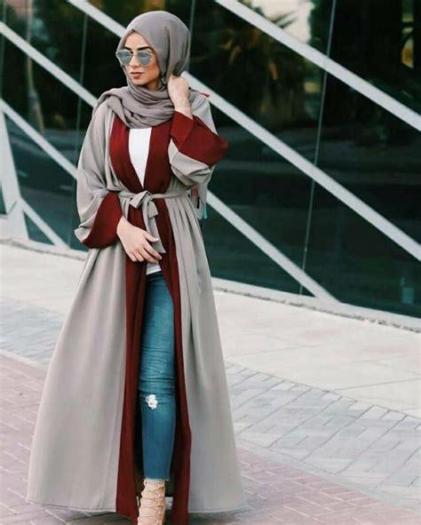 Maxi Arabiah Gamis Arabiah Arabiah Syari Arabiah Maxi Kr Terba muslim abaya maxi dress cardigan jilbab style dubai middle east robe moroccan