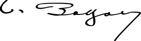 Signature 2l datei cel 226 l bayar signature svg