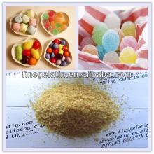 Gelatin Bloom 150 Halal 1000gr high quality edible gelatin for chewing gum gelatin 150