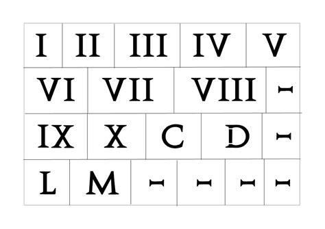 lettere romane pochoir tatouage temporaire chiffre unik