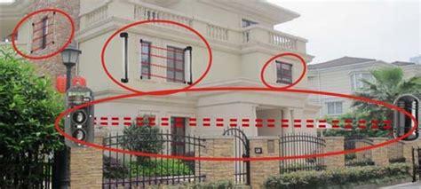 allarmi perimetrali per giardini barriere perimetrali per proteggere l esterno di una casa