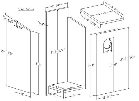 pdf woodwork woodpecker bird house plans download diy