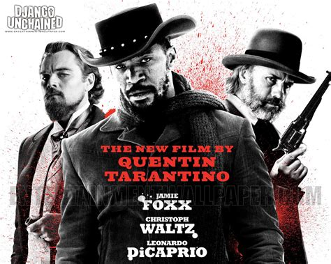 quentin tarantino western film 2012 movie review django unchained