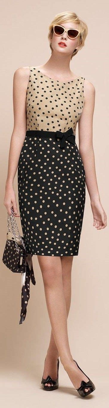 Sepatu Casual Polkadot 16 model dress polkadot wanita tercakep cuakep