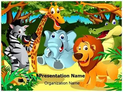 powerpoint templates jungle jungle powerpoint template is one of the best powerpoint