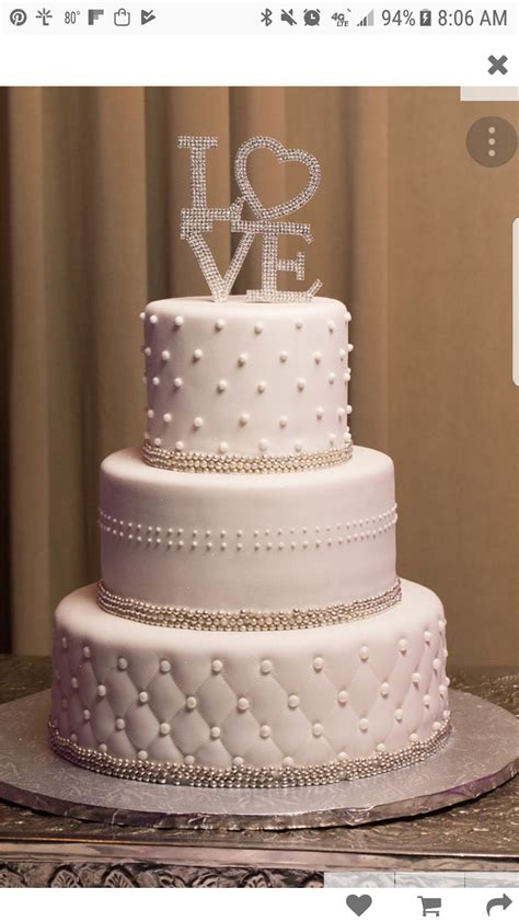 3 Wedding Cakes by Show Me Your 3 Tier Wedding Cakes